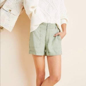 Cloth & Stone High Rose Cargo Shorts